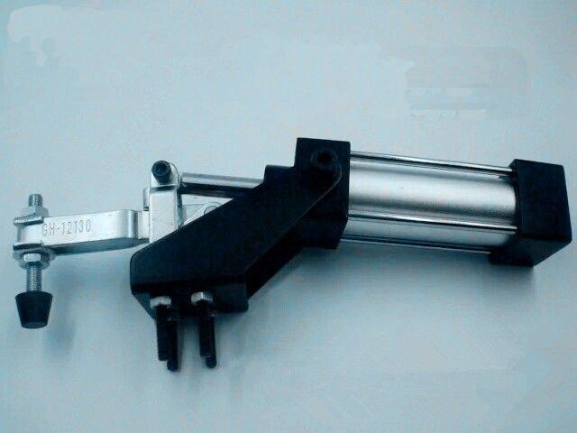 Pince rapide pneumatique 227 KG 500 Lb capacité de maintien 300mm GH12130 LXM - 2