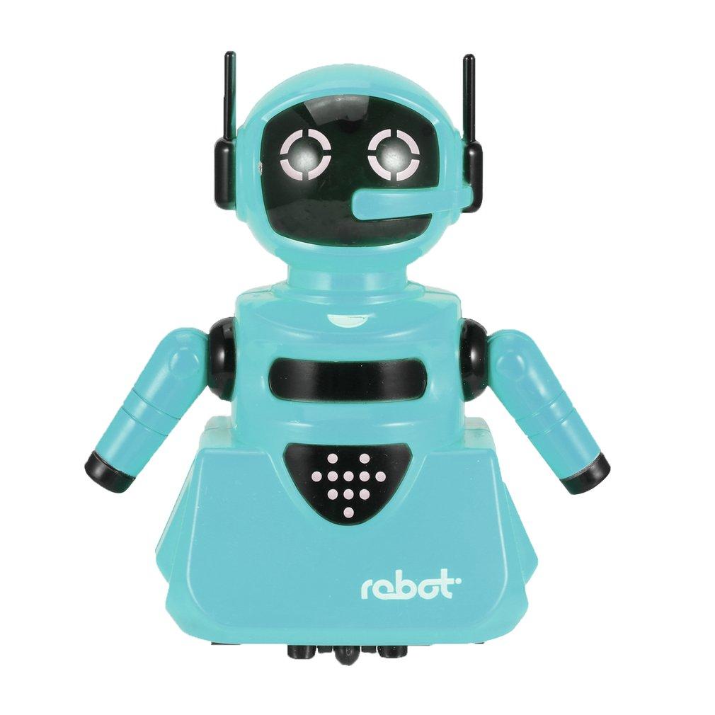 Venta Barata Inteligencia Mágica Pista Inductivo Modelo De Robot Siguientes Por Línea Dibujar Mini Vehículo Desarrollo De La Inteligencia De Juguetes De Los Niños Aliviar El Calor Y La InsolacióN