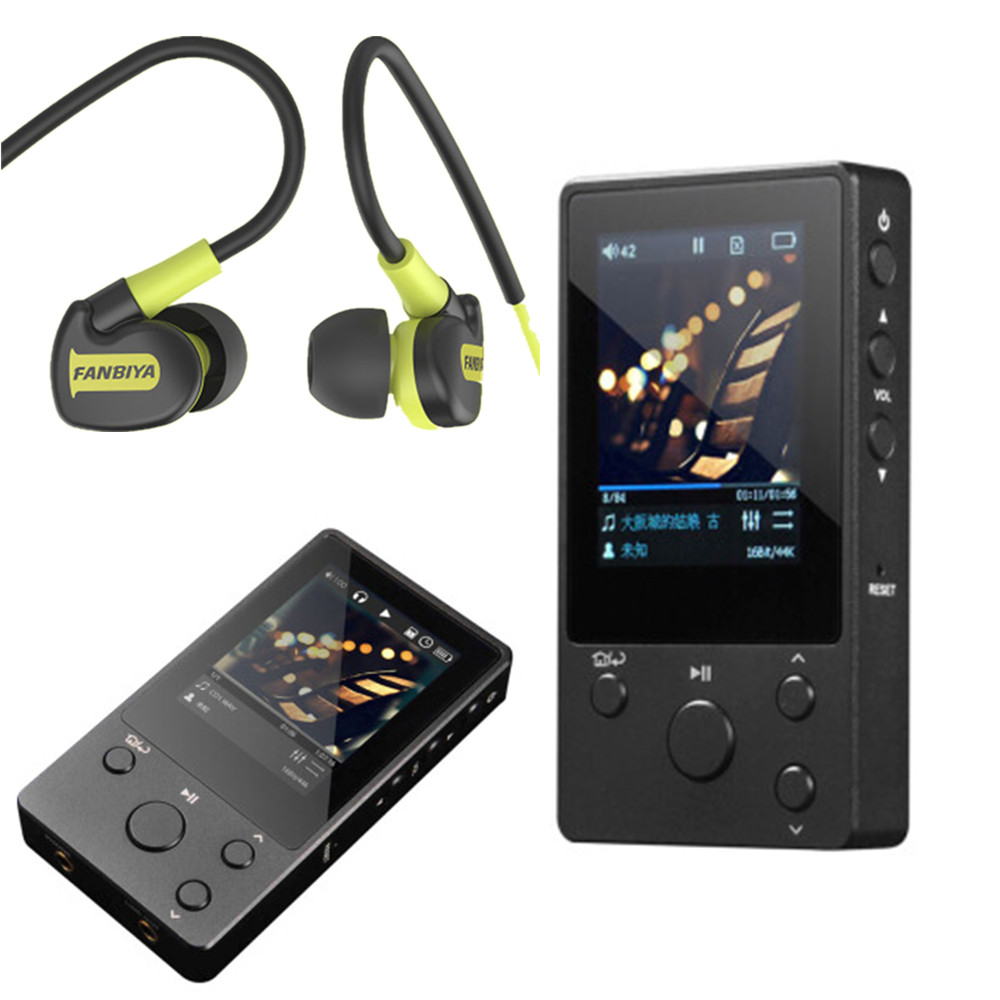 high-quality XDUOO D3 Professional Lossless Music MP3 HIFI Music Player with HD OLED Screen Support APE/FLAC/ALAC/WAV/WMA/OGG