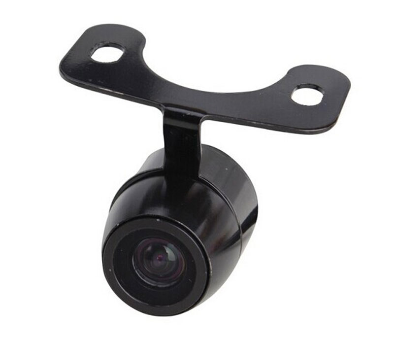 Mini 170 Degree Wide View Angle Water Proof HD Car Rear View Color Universal Camera Car
