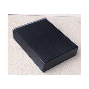 Image 4 - KYYSLB Mini Caso Amplificatore FAI DA TE Scatola di Enclosure132x42x169mm Home Audio All Telaio in alluminio Amplificatore Housing1304 Box Profilo
