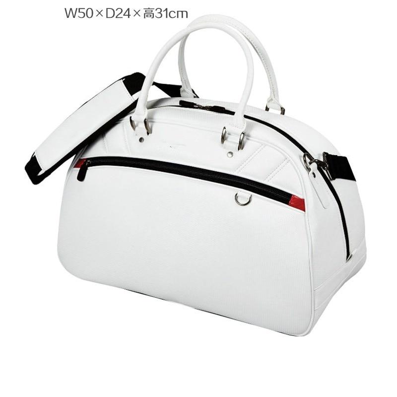 2in1 Golf Clothing&shoes Bag Golf Boston Bag Waterproof Material