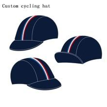 2016 Custom Cycling caps/cycling headgear Can Choose Any size/Any color/Any logo Accept Customized kits DIY Bicycle hats