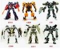 Hot sale anime figure gift Optimus Prime Genuine Robot Model Transformation Cars Robots 27CM Robot Car Toy free shipping
