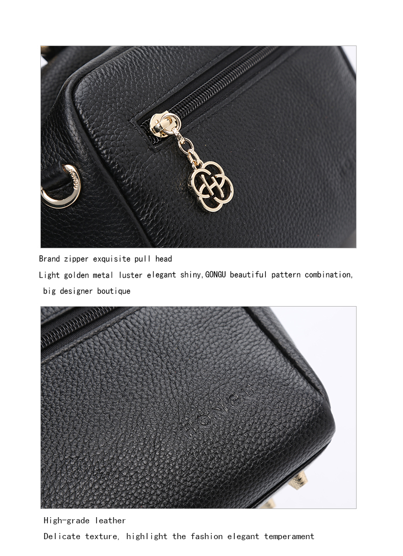HONGU Luxury Cow Leather Handbags Women Bags Brands Ring Evening Purses Lady Mini Crossbody Shoulder Bags Female Messenger Totes     H5140080992 (13)