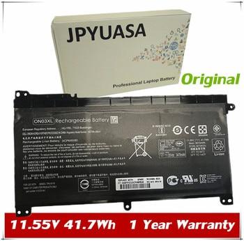 "7XINbox 11.55V 41.7wh Original ON03XL Laptop Battery For HP Pavilion M3-U 13.3"" Series Tablet HSTNN-UB6W TPN-W118"