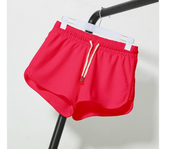 Premium Gifts Women Shorts Women's Fitness Low-Waist Shorts Breathable Quick-Drying Shorts