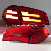 For Renault For Koleos Rear Light LED Strip Tail Lamp 2011 2012 Year WH