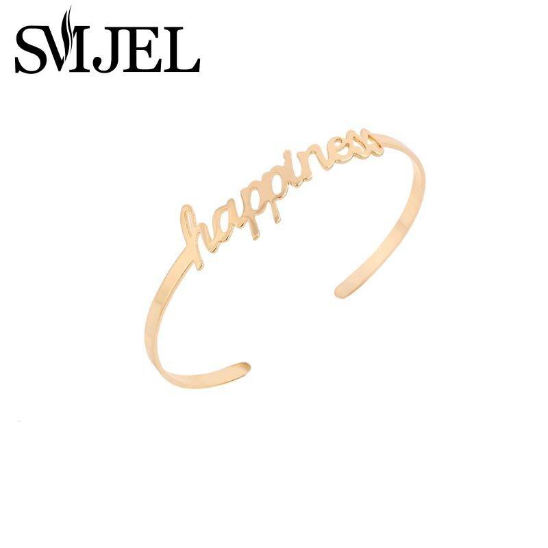 SMJEL New Fashion Love Հասարակ Երջանկություն - Նորաձև զարդեր - Լուսանկար 3