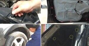 Image 4 - 100 stücke Universal Gemischt Clips Für Hyundai Solaris Accent I30 IX35 Tucson Elantra Santa Fe Getz I20 Sonata 8