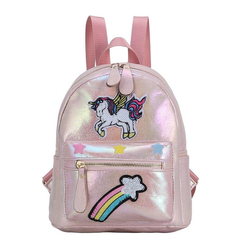 2019 venda quente crianças ortopédico mochilas escolares crianças unicórnio dos desenhos animados sacos de escola mochila escolar menino