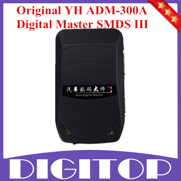Original Yanhua ADM-300A Digital Master SMDS III ECU Programming Tool High Quality Fast Shipping