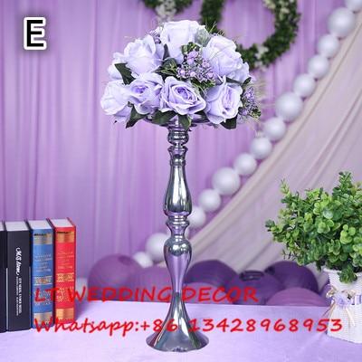 Aliexpress Buy Light Purple Wedding Table Centerpiece Flower
