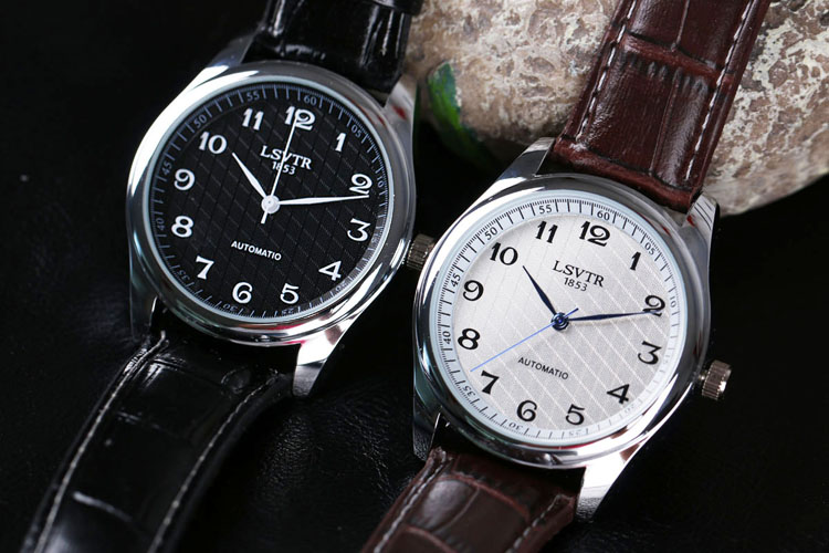 Fashion couple mens watch watch belt sports and leisure retro quartz watchFashion couple mens watch watch belt sports and leisure retro quartz watch