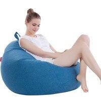 Sandalyeler Poltrona Boozled Totoro Single Bed Pouf Silla Puf Koltuk Sillones Puff Computer Beanbag Chair Cadeira Bean Bag Sofa