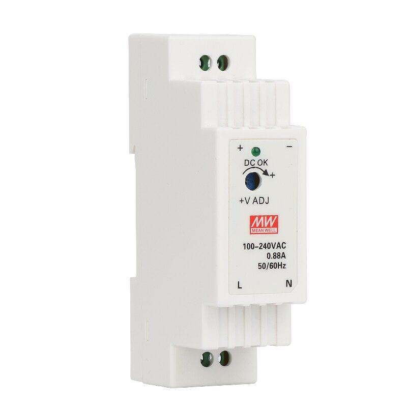DR-15 15 W Single Output 5 V 12 V 15 V 24 V DIN Rail Switching Power Supply