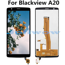 цена на A20 PRO LCD For Blackview A20 A20PRO LCD Display+ Touch Screen Digitizer Assembly Repair for Blackview A20 lcd display