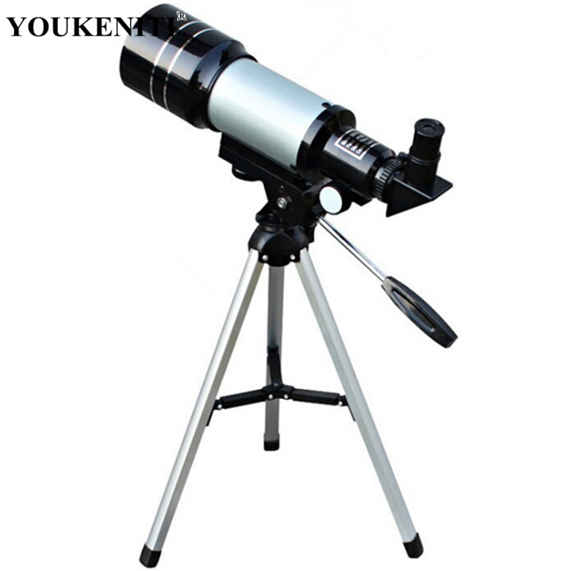 Professional Telescope Astronomical Monocular With Tripod Refractor Spyglass Zoom High Power Spotting Scopes Powerful Monoculars gskyer telescope 600x90mm az astronomical refractor telescope german technology scope power astronomical mirror telescope