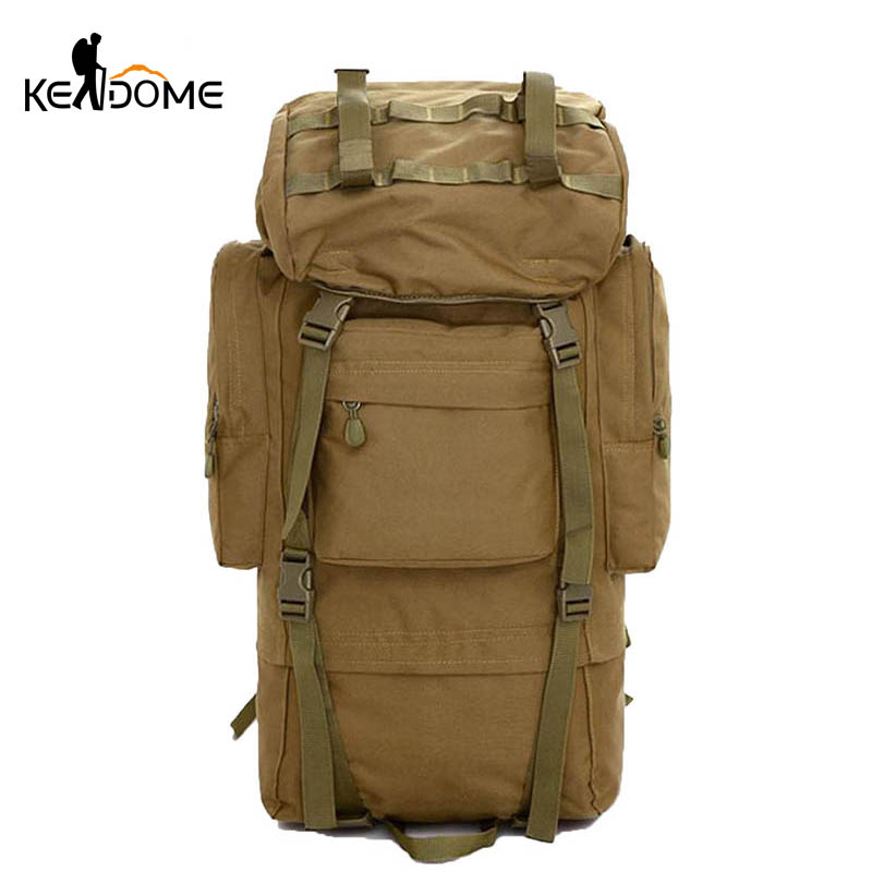 Outdoor Sports  Mountaineering Molle Backpack  Women Men Tactical Big Capacity Bag Traveling Camping Hiking  Rucksack XA319WD tactical sports backpack molle men patrol rifle gear sports backpack bag hiking fishing climbing 10 colors