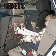 Защищает kick seat грязи младенцев вернуться сиденье коврик от качества протектор
