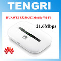 Original Unlocked Huawei E5330 3G Bands 900/2100Mhz 21.6Mbps Wifi Wireless Broadband Router PK E5220 E5332 E5331