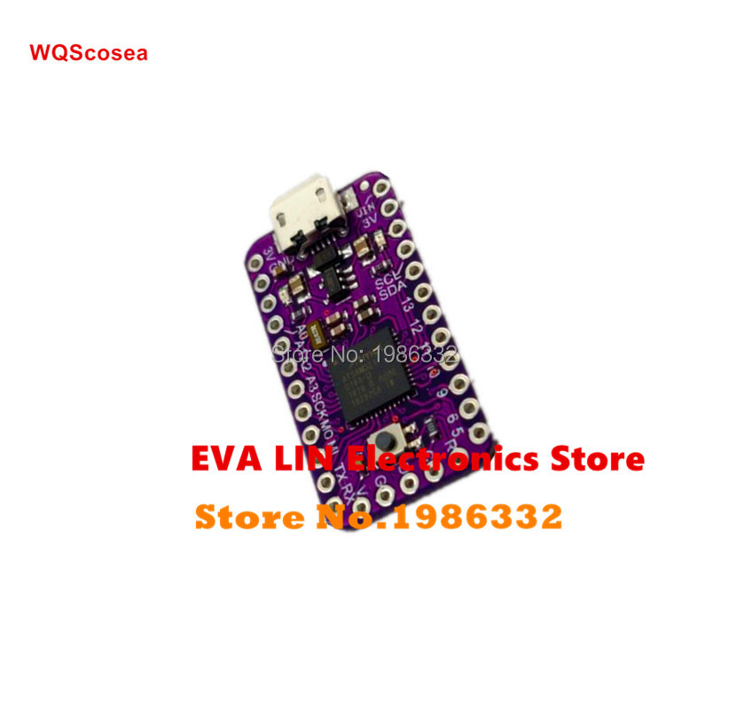 WS16 SAMD21 ATSAMD21G18 48MHz Mini Development Board ARM Cortex M0 32-Bit  M0 Basic Proto Micro-controller For Arduino