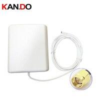 15dbi Waterproof 2400 2500Mhz Outdoor Panel Antenna For 2 4G Wireless Transceiver 2 4G Wireless Antenna