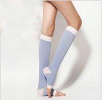 Medical Varicose Veins Socks 20 30mmHg Pressure Medical Elastic Sleep Socks Varicose Veins Socks Stovepipe Socks