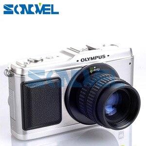 Image 4 - Fujian 35 Millimetri F1.7 Cctv Tv Movie Lens + C Mount + Macro Ring per Panasonic Micro 4/3 M4/ 3 GF5 GF6 GX1 GX8 GX7 G85 G7 GH5s GH4 GH2 GH3