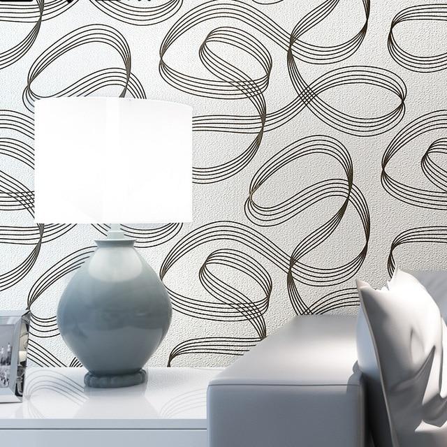 no tejido dormitorio del papel de empapelar foto de papel tapiz para paredes d impermeable murales de plata de lujo sala de estar d wallpaper abstracto