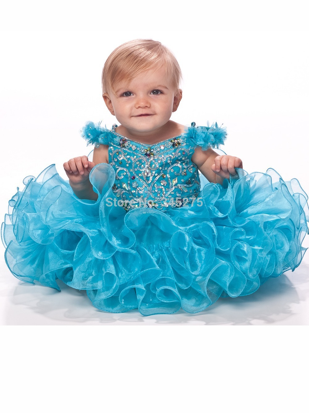 Popular Puffy Pageant Dresses-Buy Cheap Puffy Pageant Dresses lots ...