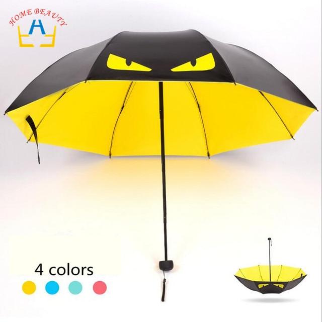 8 К 3 раза зонтики дождь вс конфеты цвет летний дождь инструменты мужчина женщина Анти-Уф зонтик зонтик для женщин мужчин зонтики FH159