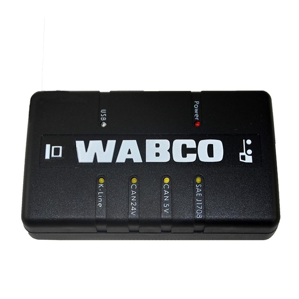 WABCO Diagnostic Tool KIT WDI WABCO Trailer OBD2 InterfaceTruck Scanner WABCO