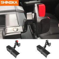 SHINEKA For Ford F150 2015+ Universal 360 Degree ABS Car Mount Phone Holder Bracket For Ford F150 2015+ Decoration Accessories