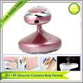 Portable Rechargeable 330KHZ Ultrasonic rf Cavitation Massager Machine For Weight Loss Body Shaper Slimming