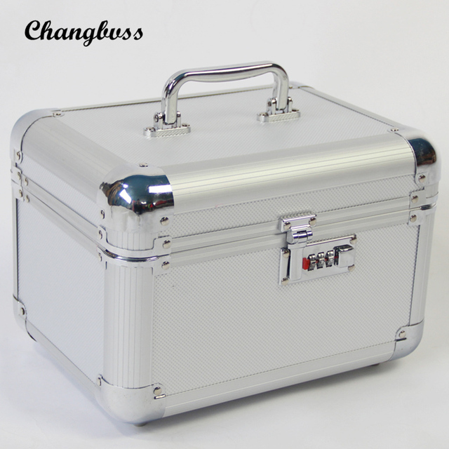Aliexpresscom Buy Quality KeyCoded Lock PU Storage Box Jewelry