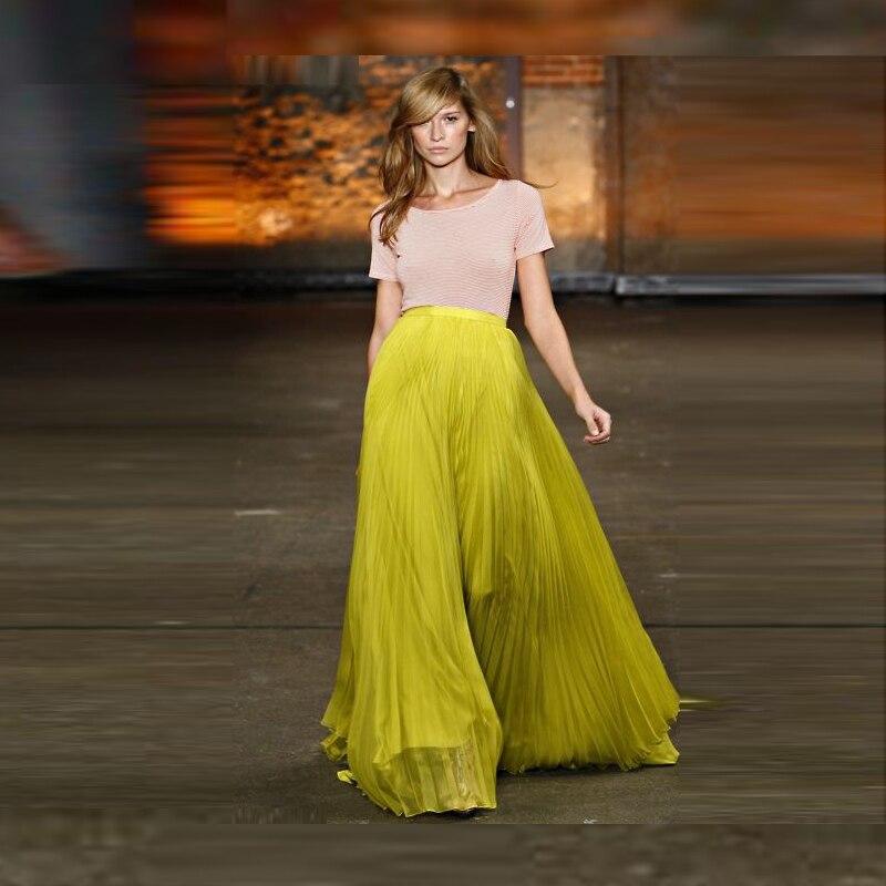 Online Get Cheap Long Yellow Skirt -Aliexpress.com | Alibaba Group