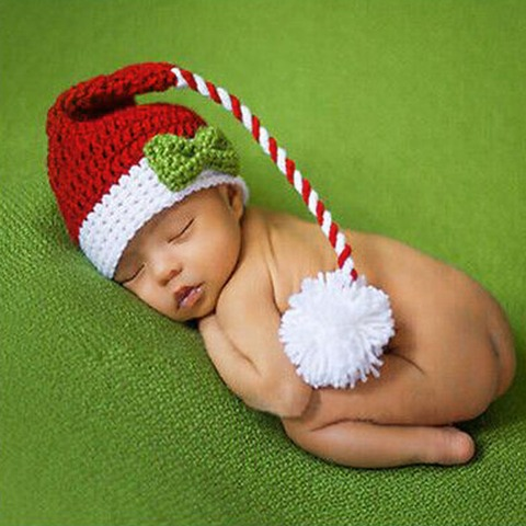 Baby Photo Props Girls Boys Crochet Knited Cotton Hat Baby Clothing Accessories Photography Prop Beanie Cap 0 to 4 Months Karachi