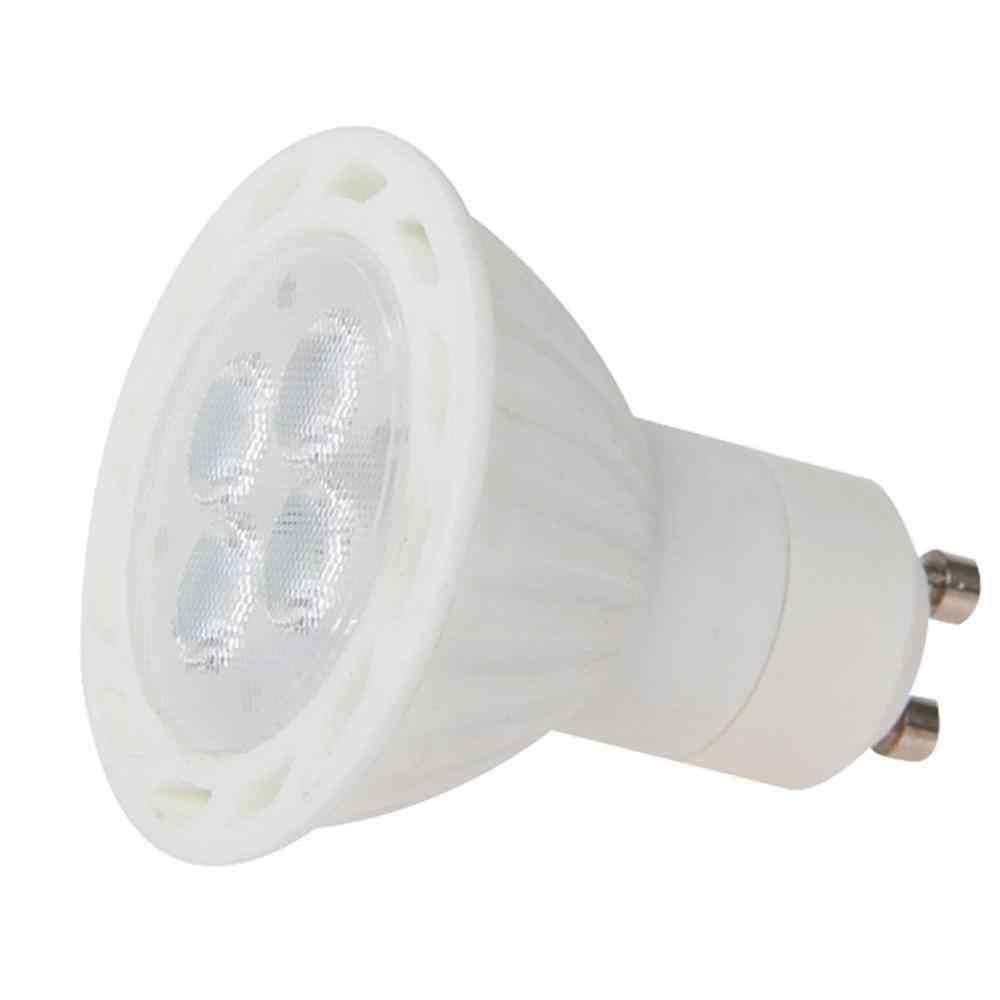 10 x керамические GU10 4W 4 SMD3030 Светодиодный прожектор теплый белый/дневной белый