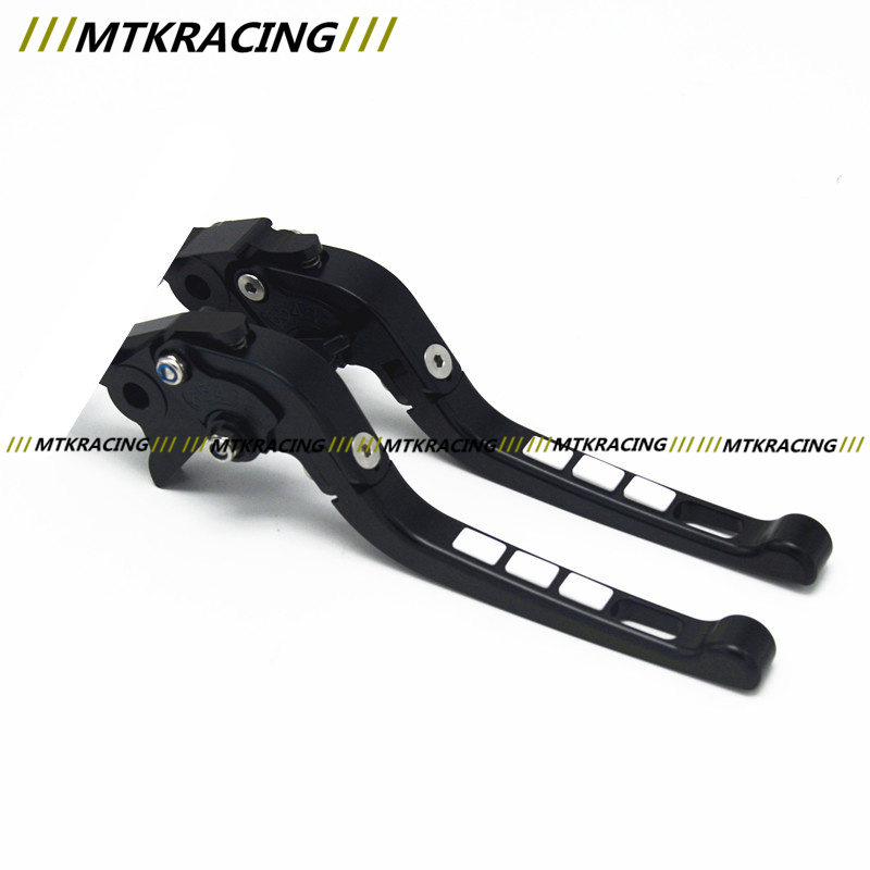 Free delivery Fit DUCATI 848 /EVO 2007-2013 Motorcycle Modified CNC Non-slip Handlebar single-Folding Brakes Clutch Levers free delivery fit moto guzzi breva 1100 1200 sport motorcyclemodified cnc non slip handlebar single folding brakes clutch levers