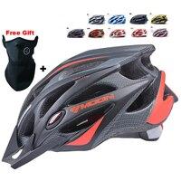 2015 New Cycling Helmet Ultralight Bicycle Helmet Integrally Molded MTB Bike Helmet Casco Ciclismo Road Mountain