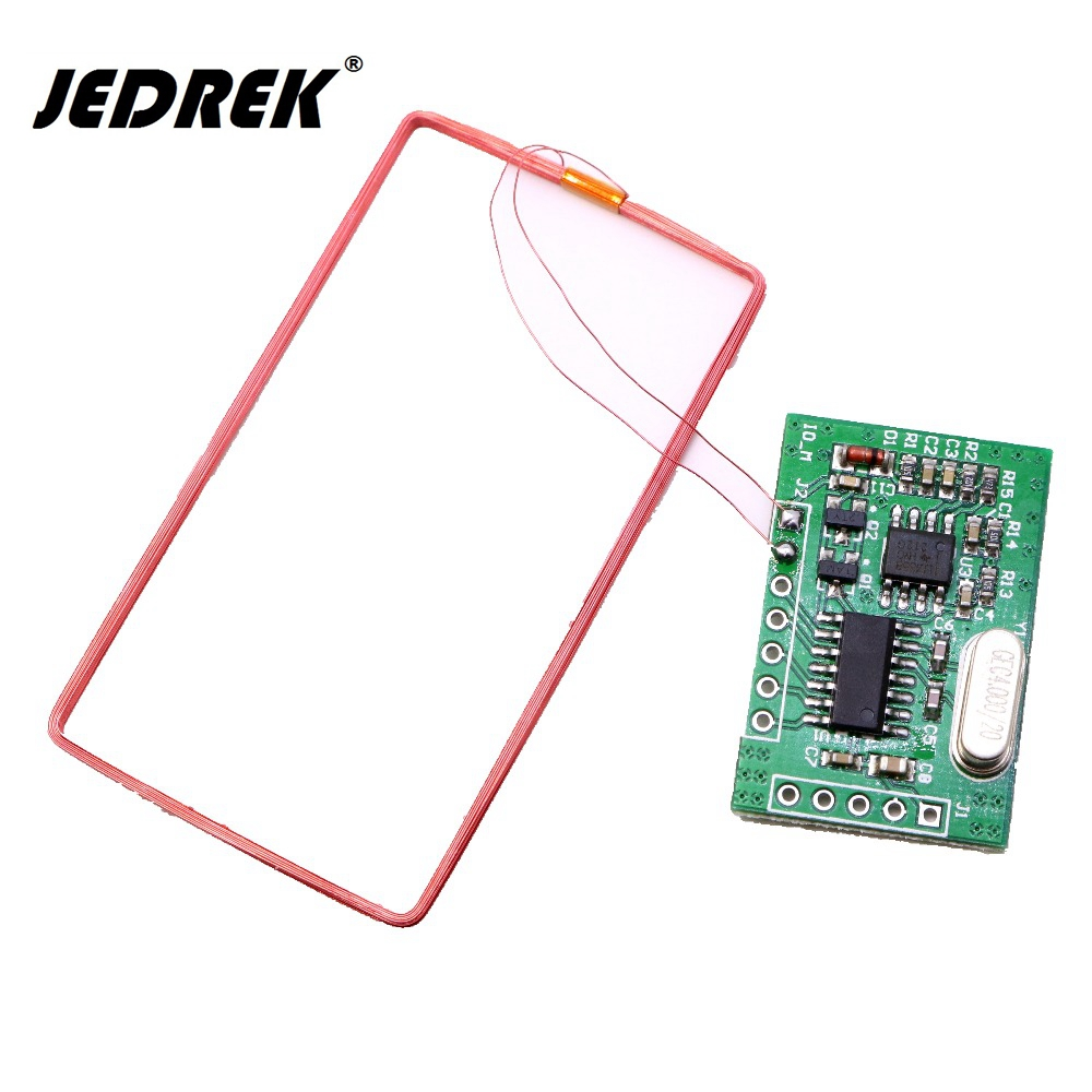 все цены на 125KHZ EM4100 T4100 RFID Card Reader Module Anti Copied card reader Prevent T5577 EM4305 Card онлайн