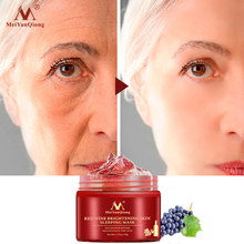 Meiyanqiong Red Wine Essence Sleeping Facial Mask Whitening Nourishing Mask Moisturizing Nutrition Repair Brighten Up Skin Gel