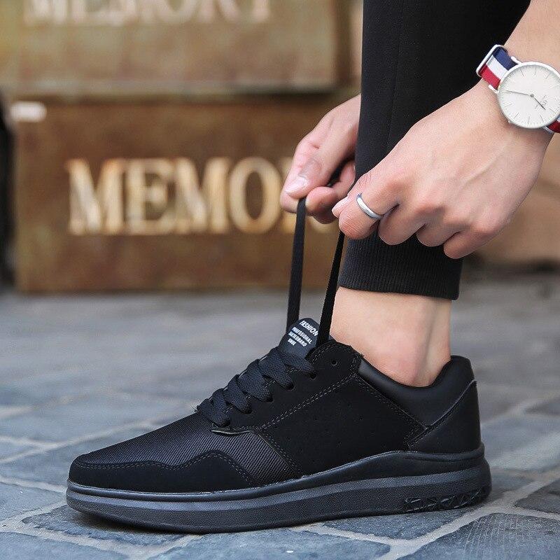 Preto Moda Coreano Verão Respirável Casuais 2019 Mulheres Frete Dos Da Novos Homens Grátis Do E Das Sapatos A4qw6zH