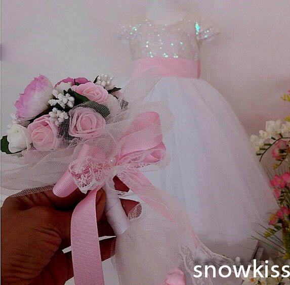 2016 New Bling Sequin Hot Pink flower girl dresses with Bow baby Birthday glitz Party Dress beauty pageant dresses ball gowns dance party bling sequin beige ruffle one piece dress kids girl 2 8y pd049