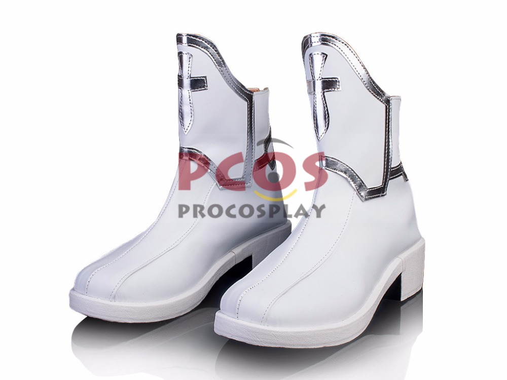 Sword Art Online Yuuki Asuna Cosplay Boots Shoes mp000453