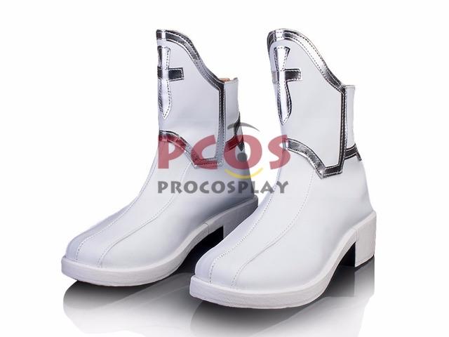 Espada de Arte En Línea Asuna Yuuki Cosplay Botas Zapatos mp000453