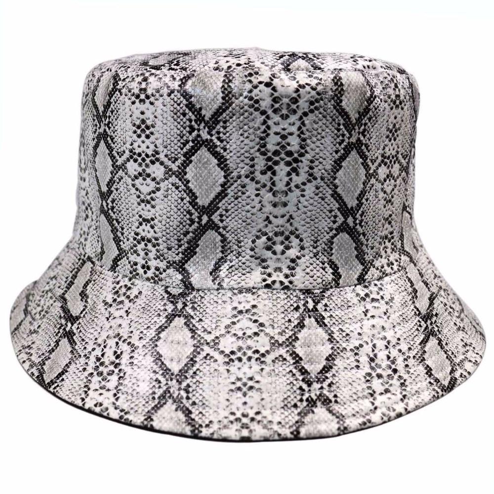 CAR-TOBBY Black White Solid Alien Bucket Hat Unisex Caps Hip Hop Men women Summer Panama Cap Beach Sun Fishing Hat