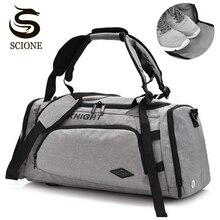 Хит, Мужская Холщовая Сумка для путешествий, сумки для багажа, сумки для вещей, большая вместительность, рюкзак для покупок, холщовая Повседневная сумка для вещей