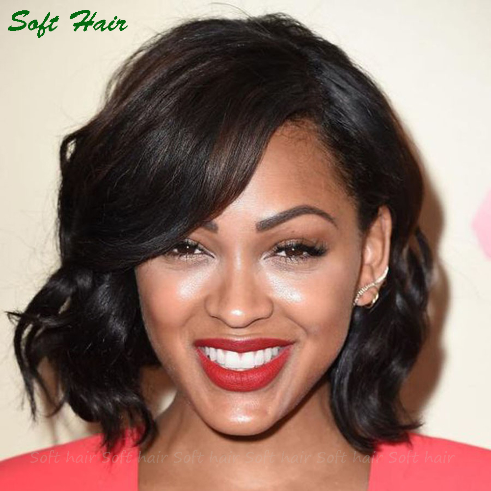 Consider, that short bob lace front wigs black woman have